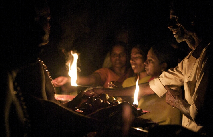 Light People Dark Places - India